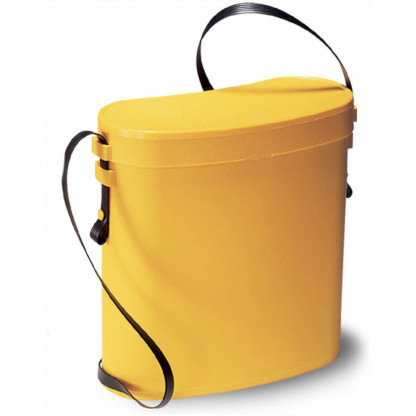Yellow Binoculars case
