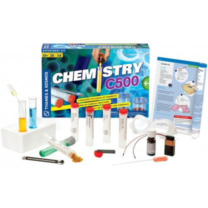 Chemistry C500 contents