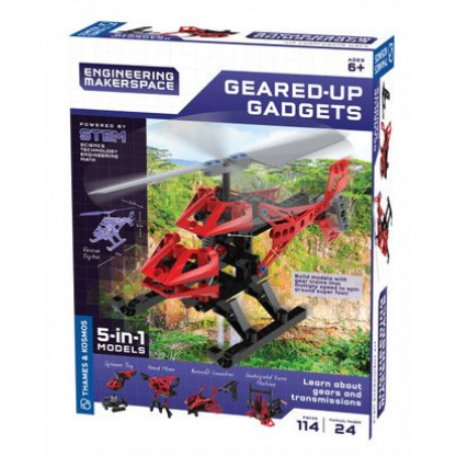 Geared up gadgets box
