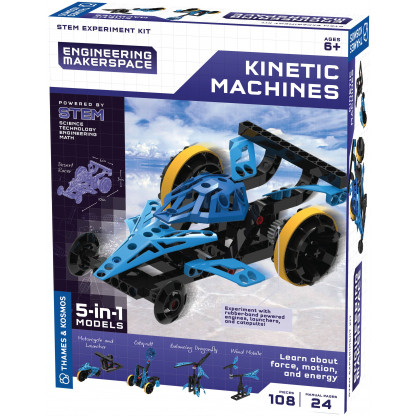 Kinetic Machines box