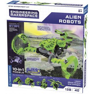 Alien Robots box