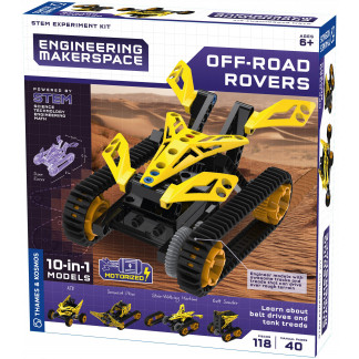 Off road rovers box