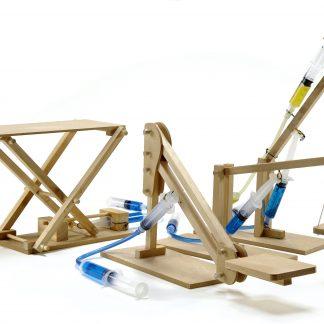 Hydraulic mini machines