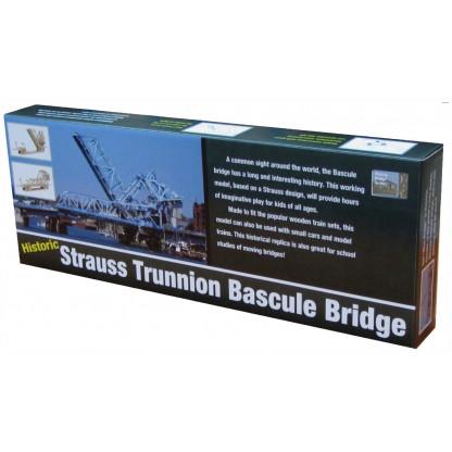 6708 A common sight around the world, the Strauss Trunnion Bascule Bridge includes a unique design.