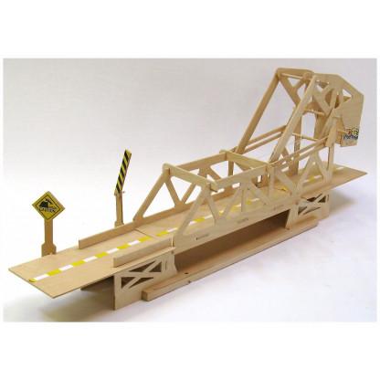6708 1 1 A common sight around the world, the Strauss Trunnion Bascule Bridge includes a unique design.