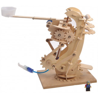 Hydraulic gearbot