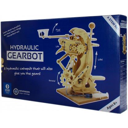 Hydraulic gearbot box