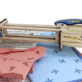 Sky Surfer paper plane launcher