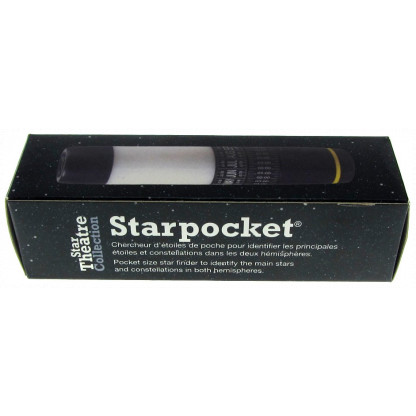 7041 Pocket sized version of the Stellarscope. Used to identify stars and constellations.