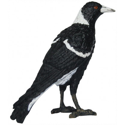 Magpie figurine