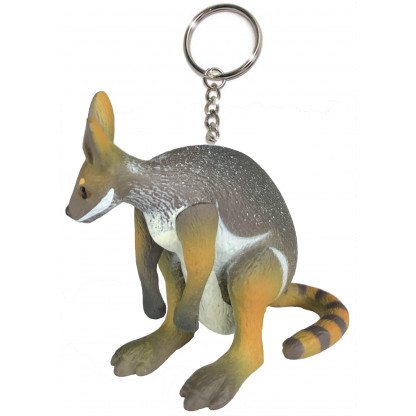 Rock Wallaby keychain