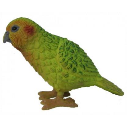 Kakapo figurine