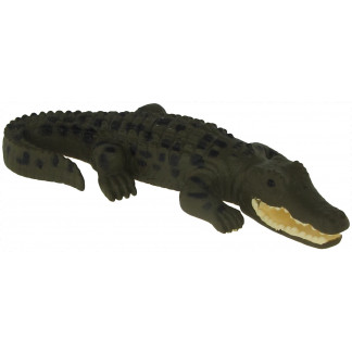 small crocodile figurine