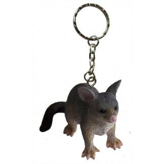 Possum keychain