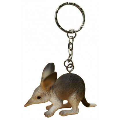 75375 Bilby figurine with keychain fitted