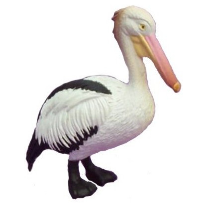 Pelican figurine