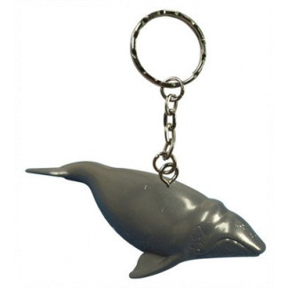 Southern Right Whale keychain