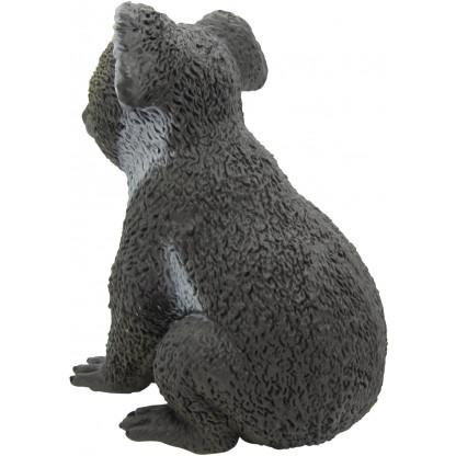 75452 4 scaled Koala figurine is approx 10 - 15 cm long and includes an information hang tag.