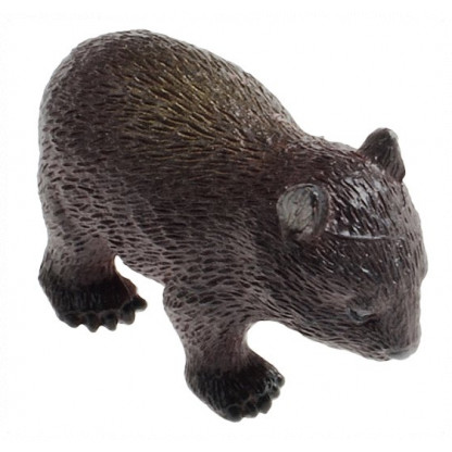 small wombat figurine