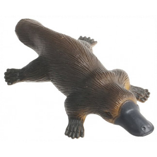 Small platypus figurine