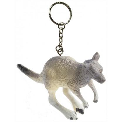 Kangaroo keychain