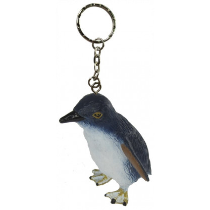 Penguin keychain