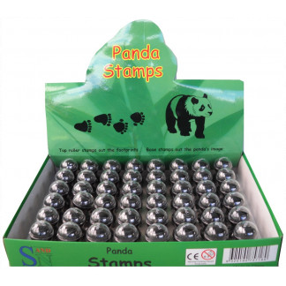 Panda stamp box set