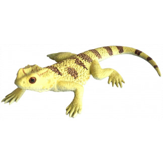 Bearded dragon figurine