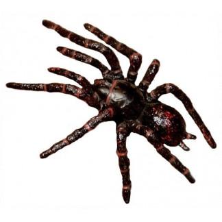 Funnel-web spider figurine