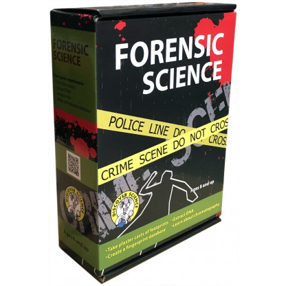 Forensic Science box