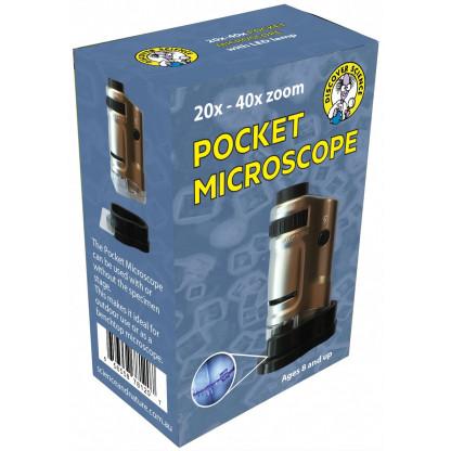 Pocket Microscope box