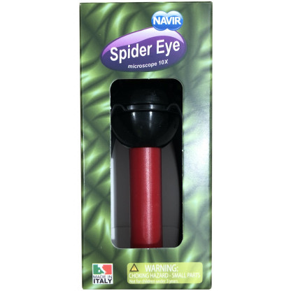Spider Eye front of box