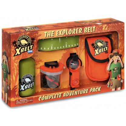 8099 X-Belt is the complete multi function tool kit for the young adventurer.