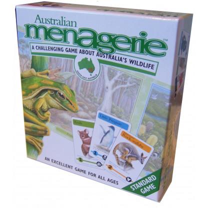 Menagerie Game Box