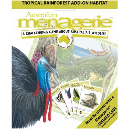 Tropical Rainforest add-on