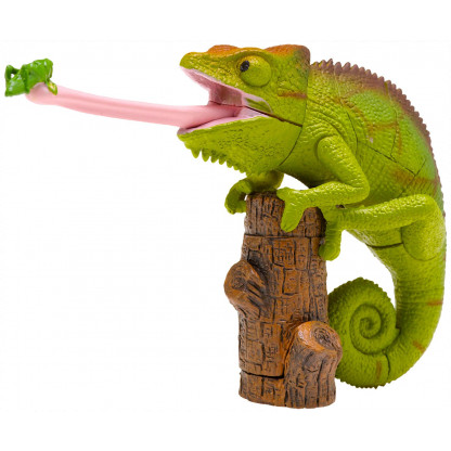 264910 2 This fun 3D Chameleon Puzzle is fun to assemble and the model makes a great display.