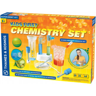 Kids First Chemistry Set box