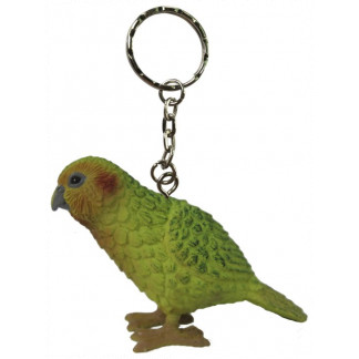 Kakapo keychain