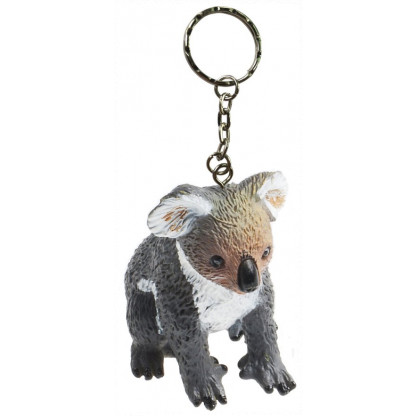 75491 Koala figurine with a keychain attached.