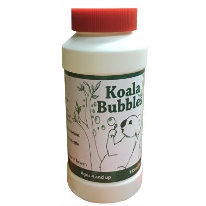 Koala bubbles bottle