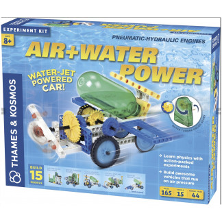 Air and water power box