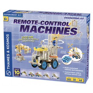 Remote control machines box