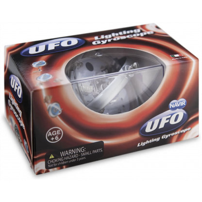 UFO Gyroscope red box