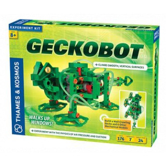 Geckobot box