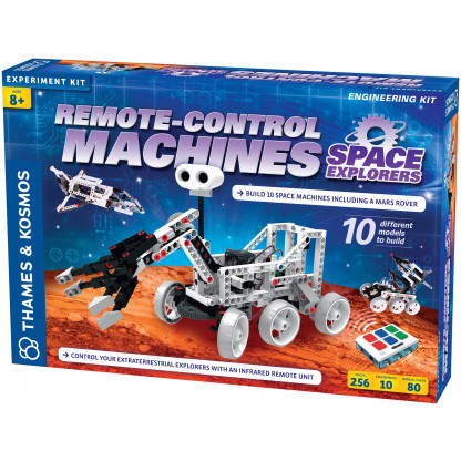 Space Explorers box