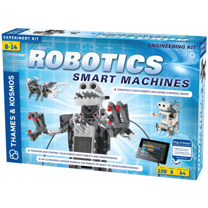 Robotics Smart Machines box