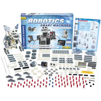 Robotics Smart Machines contents