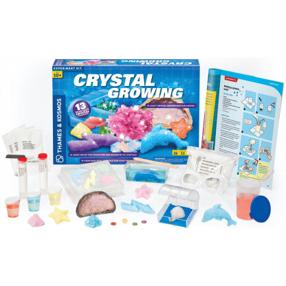 Crystal Growing contents