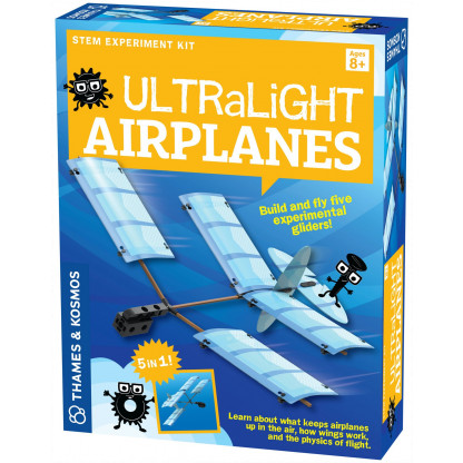 Ultralight airplanes box