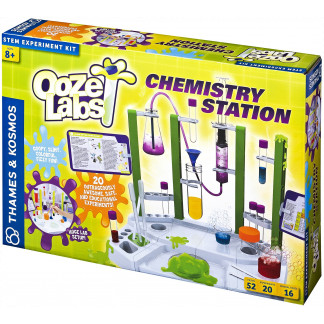 Ooze Labs Chem Station box